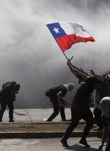 Chile: la fuerte desigualdad de ingresos de la que no se logró escapar