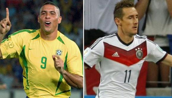 Brasil 2014: Klose y los otros recórds que pueden romperse