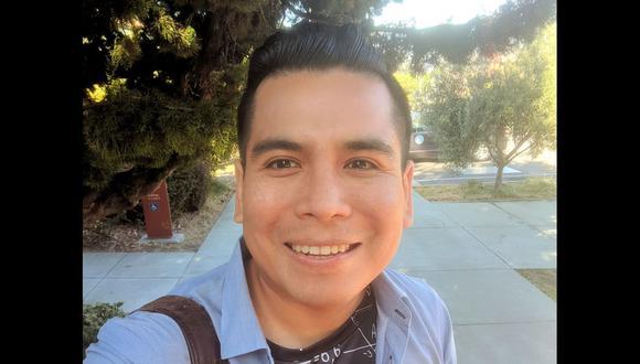 Omar Flórez estudió Ciencia de la Computación en Arequipa y de allí dio el salto a Silicon Valley. Hoy es experto en inteligencia artificial. (Foto: Archivo personal)