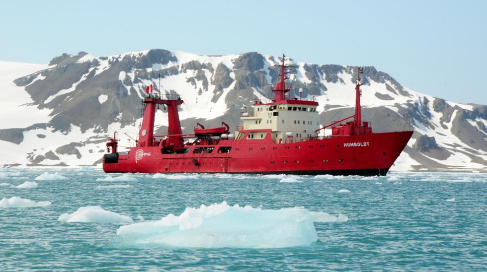 Las impresionantes expediciones del Humboldt a la Antártida - 9