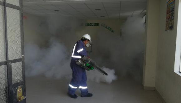 Áncash: aumentan casos de dengue en la provincia de El Santa