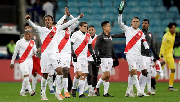 Perú sueña con su tercer título de la Copa América este 2021. (Foto: AFP)
