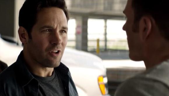 Civil War: mira a Ant-Man conociendo a Capitán América [VIDEO]