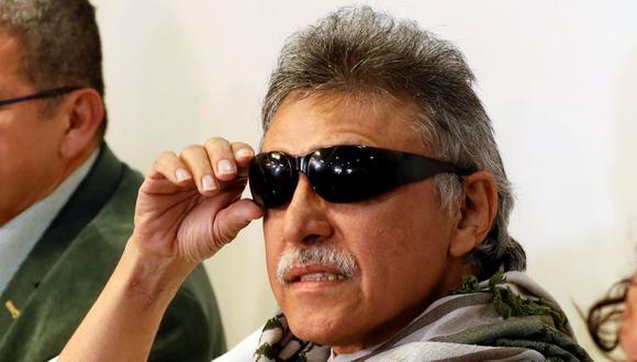 El exguerrillero ejerció por semanas como congresista, en virtud del acuerdo de paz que le concede diez escaños al ahora partido FARC. (Foto: EFE)