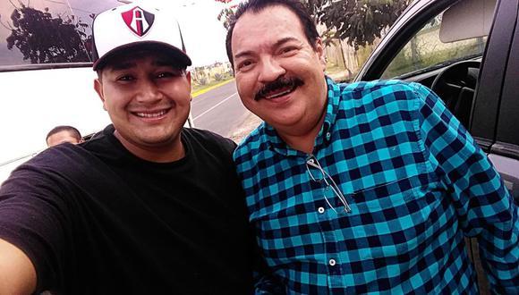 Julio Preciado ha bajado más de 30 kilos en tiempo récord, desde su último problema médico que obligó su internamiento en el hospital (Foto: Julio Preciado / Facebook)