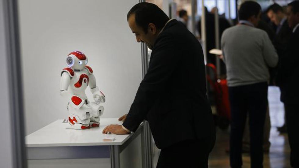 La feria Global Robot Expo abre sus puertas en España - 1