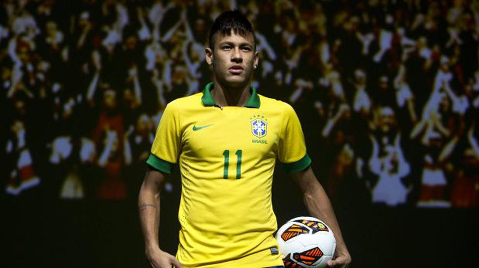 Sin Kaká ni Ronaldinho: Brasil presentó lista para el Mundial - 1