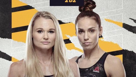 Antonina Shevchenko enfrentará a Andrea Lee en el UFC 262 | Foto: UFC