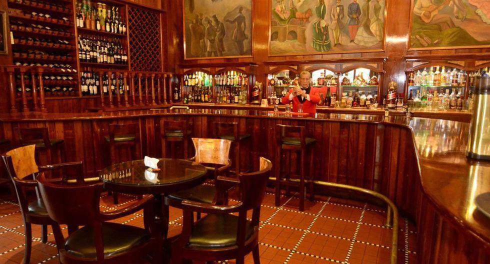 Hotel Maury. Si buscas un ambiente acogedor y con historia, este bar es el ideal. Uno de sus emblemas es el pisco sour, nuestro trago de bandera. Dirección: Jr. Ucayali 201, Cercado de Lima. (Foto: Facebook Hotel Maury)