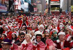 ¿Qué es la Santa Con y por qué centenares de Santa Claus invaden Nueva York cada año?