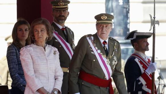 La reina de España y la princesa Letizia tendrán sueldo