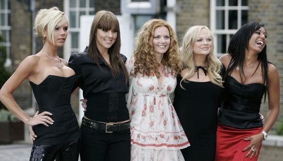 Spice Girls. (Foto: AP)