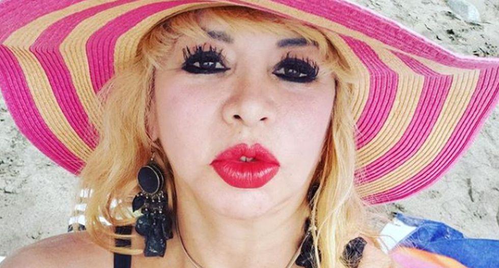 No es la primera que Susy Díaz se sienta en el sillón rojo (Foto: Instagram)