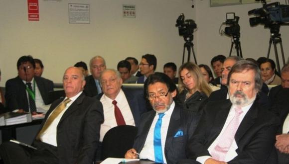 Fiscalía pedía entre 7 y 6 años de cárcel para los implicados en el Caso Petroaudios. (Foto: Andina)