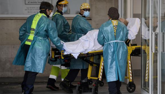 Coronavirus en España | Últimas noticias | Último minuto: reporte de infectados y muertos hoy, lunes 9 de noviembre del 2020 | Covid-19 | (Foto: OSCAR DEL POZO / AFP).
