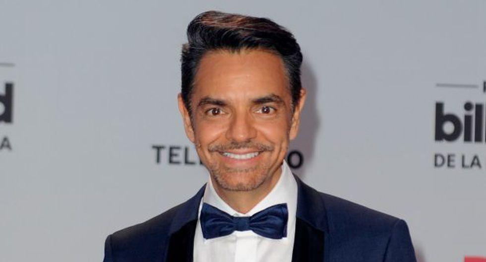 Eugenio Derbez, actor mexicano de 56 años de edad. (Foto: Agencia)