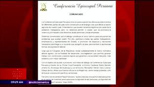 Conferencia Episcopal se ofrece como mediador entre el Gobierno y trabajadores de agroexportadoras