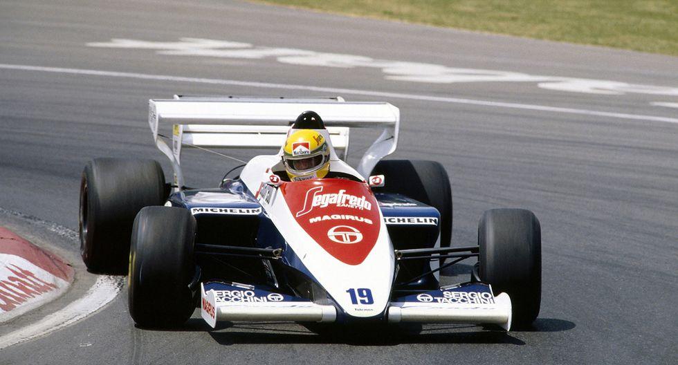 Ayrton Senna F1