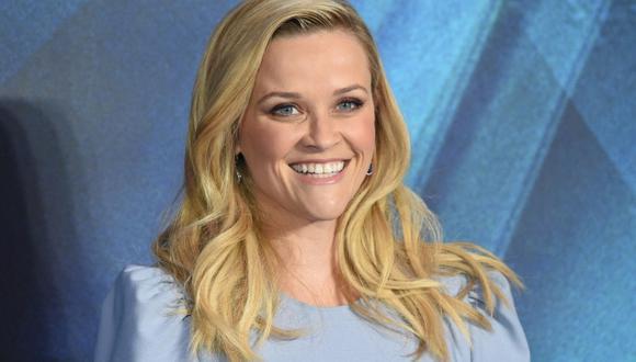 Reese Witherspoon protagonizará dos comedias románticas para Netflix. (Foto: AFP)