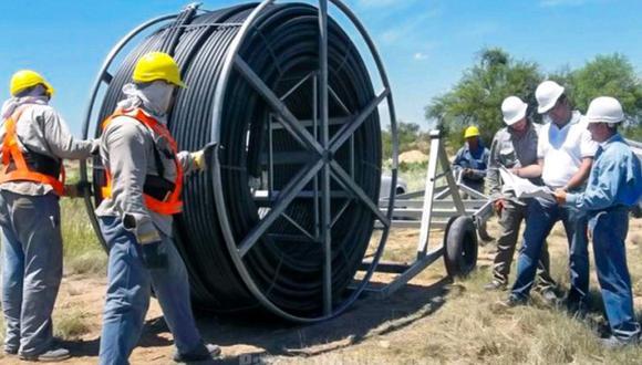 La Red Dorsal ha presentado decenas de problemas por corte de fibra a lo largo del 2018.