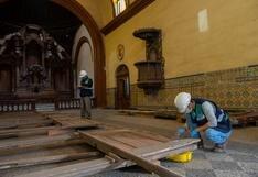 El primer hospital del Perú es hoy la clínica de los balcones patrimoniales