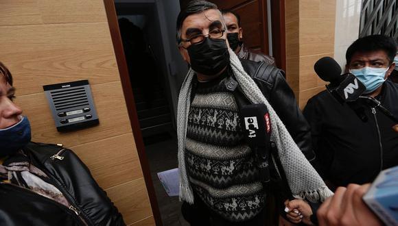 Alex Paredes es congresista y vocero de Perú Libre. (Foto: Archivo GEC)