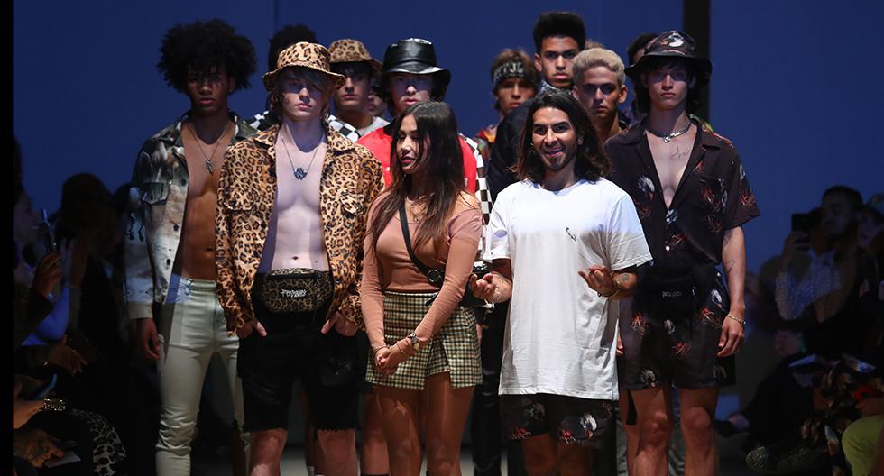 La marca peruana 'Perro Loco' fue ganadora del Programa Nacional Tu Empresa del Ministerio de la Producción y se presentó en la primera noche del Lima Fashion Week. (Foto: Alessandro Currarino)