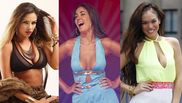 Maricris, Tilsa y Jazmín: las tres Vengadoras tendrán niñas