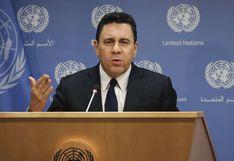 Embajador de Maduro ante la ONU es acusado de fraude por delegación de Guaidó