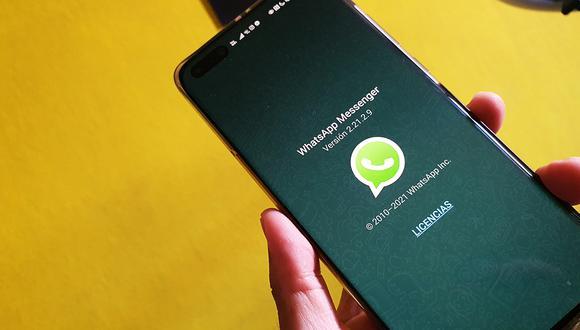 ¿Sabes por qué eliminar WhatsApp no te salva de las nuevas políticas 2021 de Facebook? Esto debes conocer. (Foto: MAG)