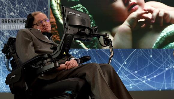 """""""La ciencia avanza sin barreras ni fronteras"""", dice Hawking"""