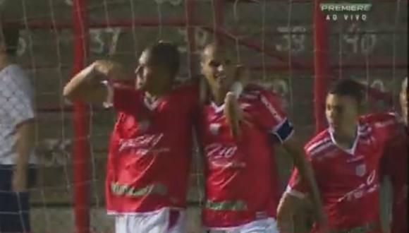 Rivaldo y su hijo anotaron para su club Mogi Mirin de Brasil