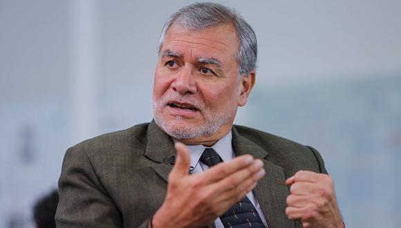 José Ugaz. (El Comercio)