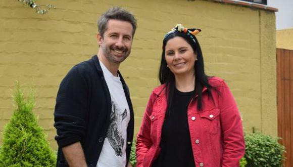Marco Zunino y Miss Laurita. (Foto: Difusión / Miss Laurita)
