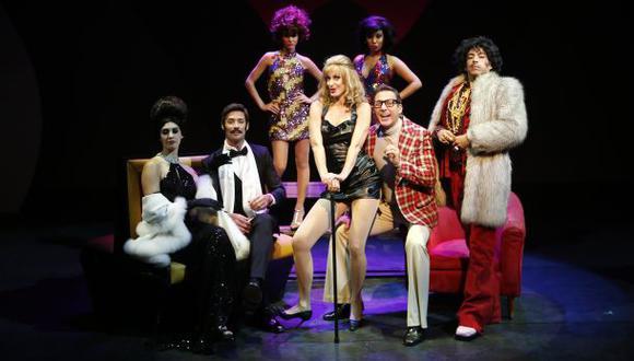 """Sweet Charity"", un musical de romántico espíritu 'sixties'"