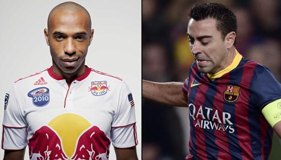 Henry quiere tener a Xavi en los Red Bulls de New York