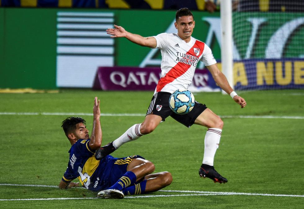 Boca Juniors enfrentó a River Plate por la Copa Diego Maradona