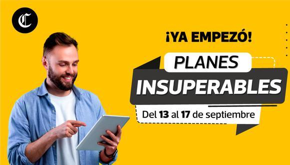Planes Insuperables del 13 al 17 de septiembre