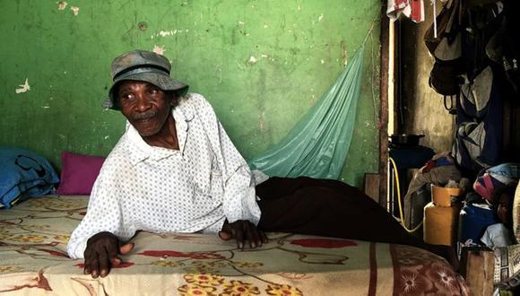 Entre las personas esclavizadas había niños y mayores. (Foto: WALKER VIZCARRA/PRESSENZA).