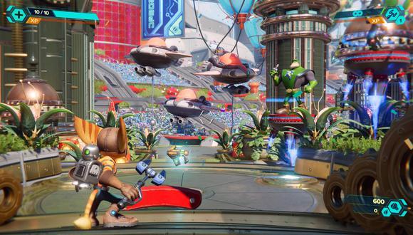 'Ratchet & Clank: Rift Apart' salió a la venta el 11 de junio en exclusiva para la PlayStation 5.