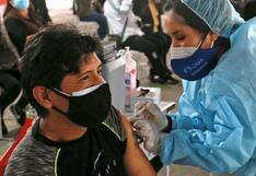 Vacunación contra el COVID-19: más de siete millones 841 mil de peruanos fueron inmunizados