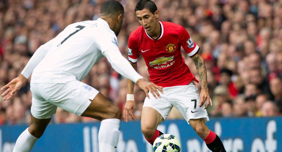 Falcao y Di María debutan en Old Trafford con una goleada - 8