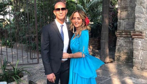 Andrea Legarreta y Erik Rubín están 20 años juntos, pero en algún momento pensaron en divorciarse (Foto: Instagram / Andrea Legarreta)
