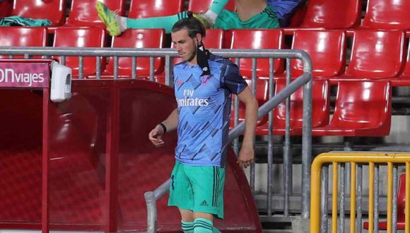 Gareth Bale se quedará en Real Madrid, confirmó su agente. (Foto: EFE)