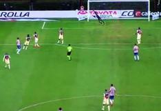 Chivas vs. América: Calderón y el misil para el 1-0 por los cuartos de final de la Liga MX 2020