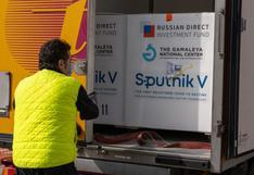Argentina recibe 517.500 dosis de vacunas Sputnik V contra el coronavirus