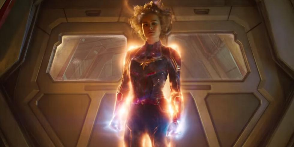 """""""Avengers: Endgame"""": guionista revela por qué Capitana Marvel no tuvo tanta participación en la película. (Foto: Marvel Studios)"""