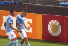 Sporting Cristal vs. Deportivo Municipal: Hohberg y el golazo de penal para el 2-1 de los celestes por la Liga 1 | VIDEO