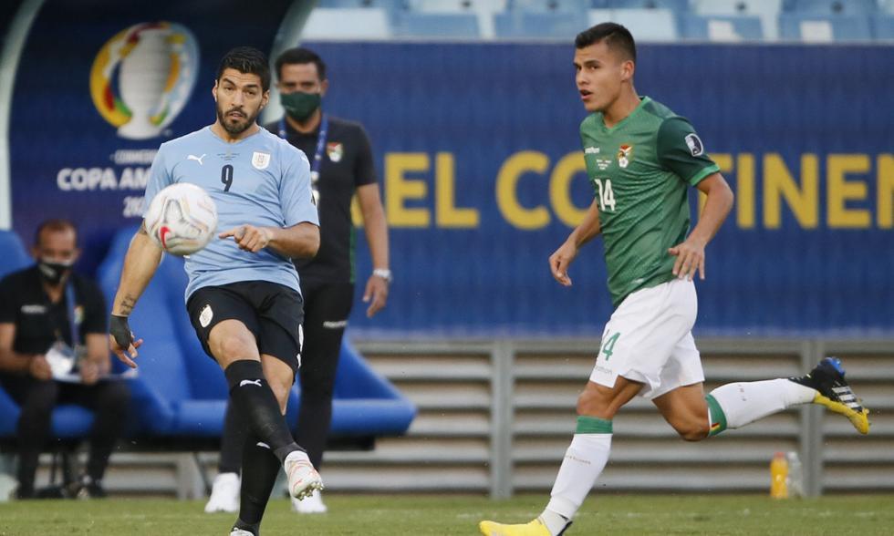 Uruguay vs. Bolivia: las imágenes del partido en el Arena Pantanal | Foto: REUTERS