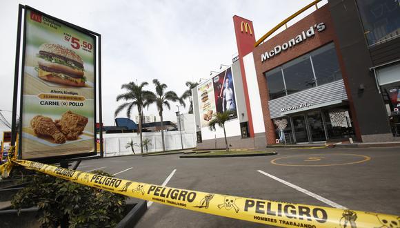 """El gremio IDOM aseguró que buscará """"lograr indemnizaciones a favor de los consumidores afectados o potencialmente afectados"""" por McDonald's. (Foto: GEC)"""